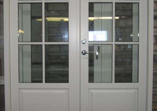 SCANDINAVIAN TYPE EXTERIOR DOORS